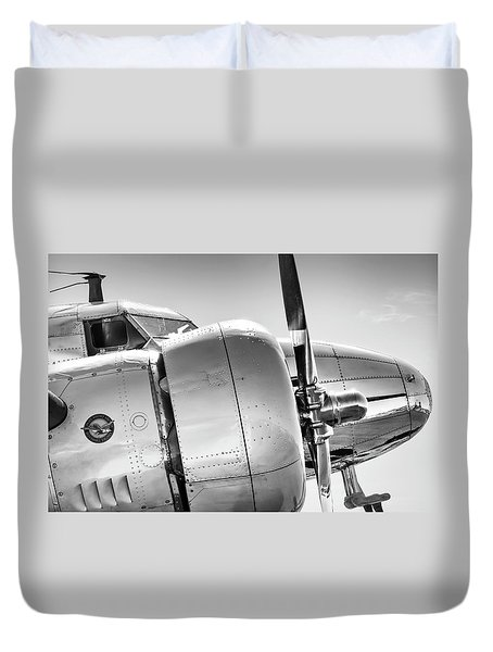 Electra Profile Duvet Cover