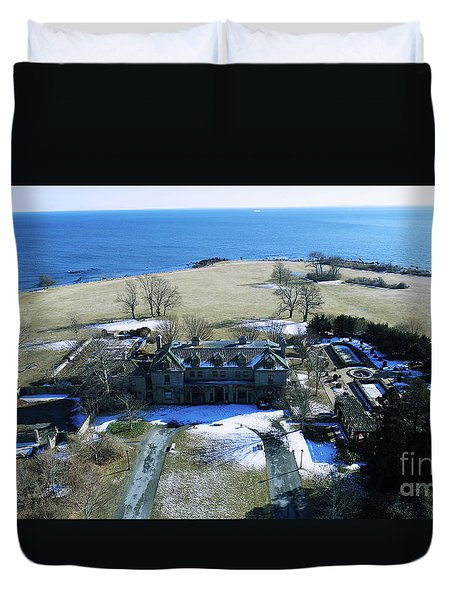 Eolia Mansion Duvet Cover