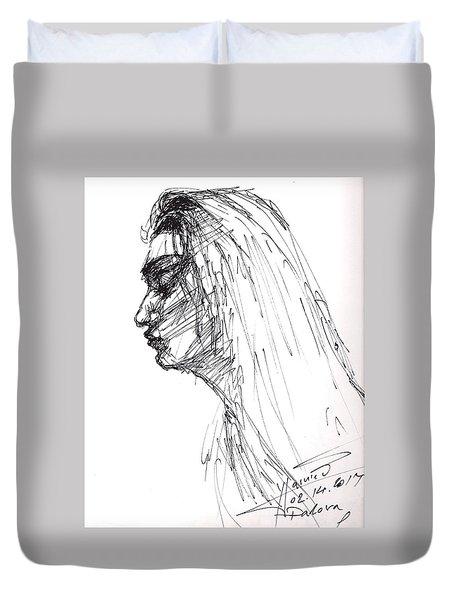 Erbora Duvet Cover