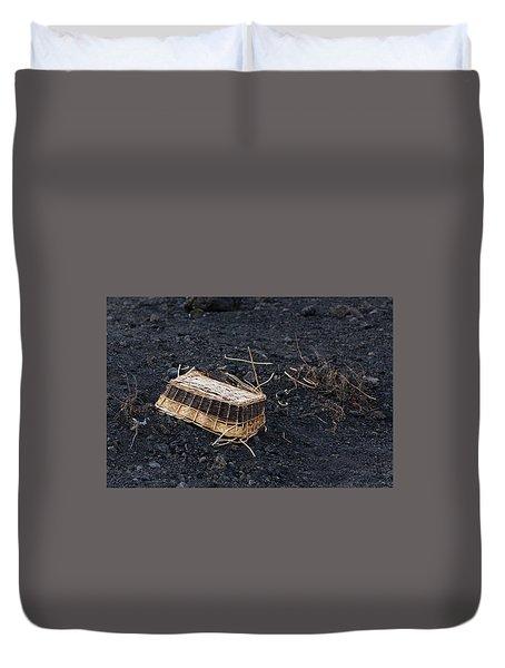 Etna Duvet Cover