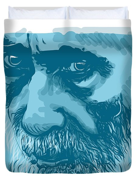 Eyes Duvet Cover