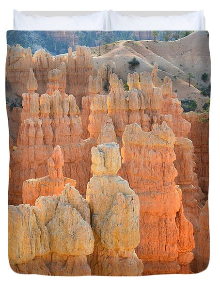 Fairyland Canyon Duvet Cover