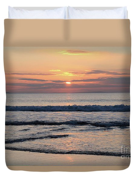 Fanore Sunset 2 Duvet Cover