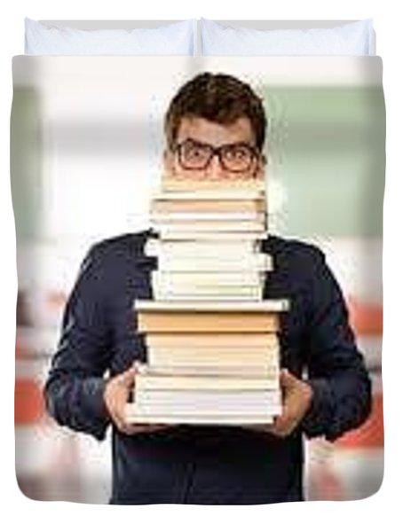 Federal Resume Writing  Duvet Cover