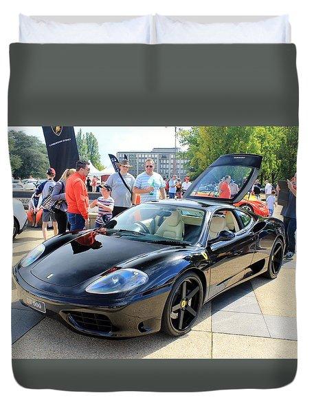 Ferrari 360 Modena Duvet Cover