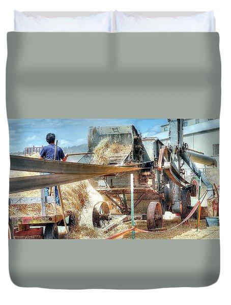 Filling The Sack 3485 Duvet Cover