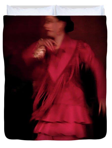 Flamenco 35 Duvet Cover