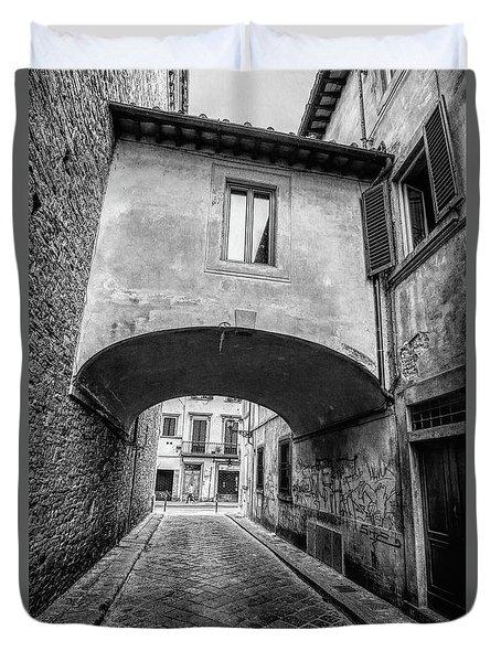Florence Street Duvet Cover