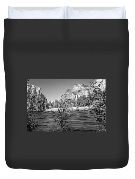 Flow Duvet Cover by Ryan Weddle