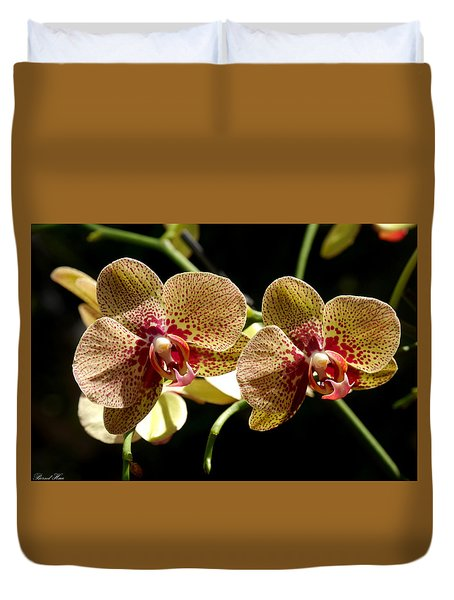 Flower Edition Duvet Cover