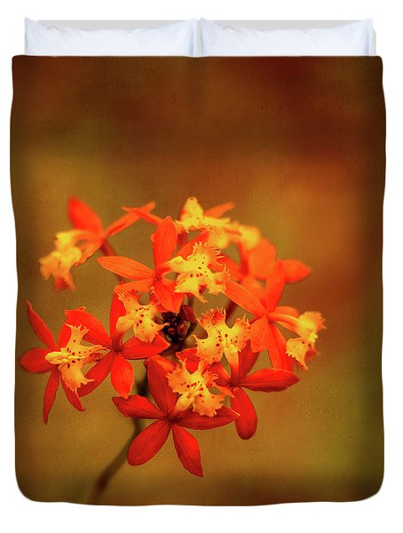 Flower Duvet Cover