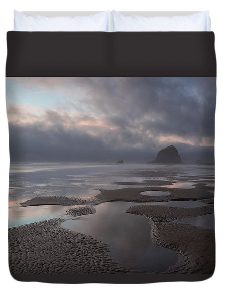 Forbidden Coast Duvet Cover
