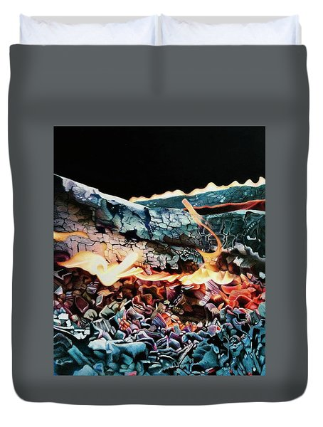 Forge Duvet Cover
