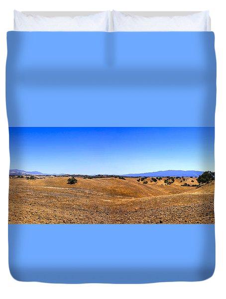 Foxen Canyon California Duvet Cover