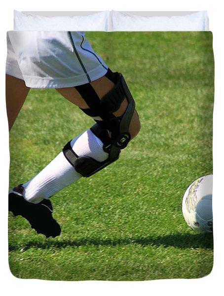 Futbol Duvet Cover