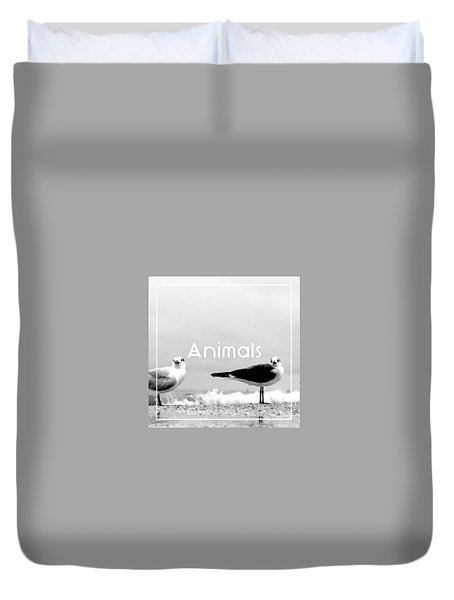 Gallery Icon Duvet Cover