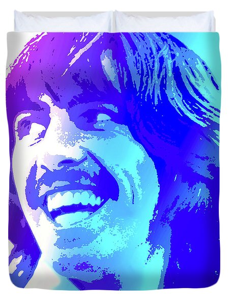 George Harrison Duvet Cover