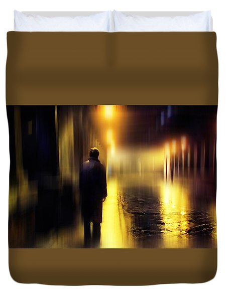 Ghost Of Love  Duvet Cover