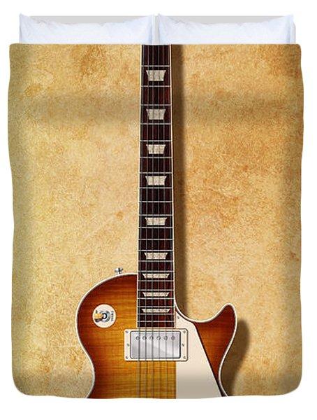 Gibson Les Paul Since 1952 Duvet Cover