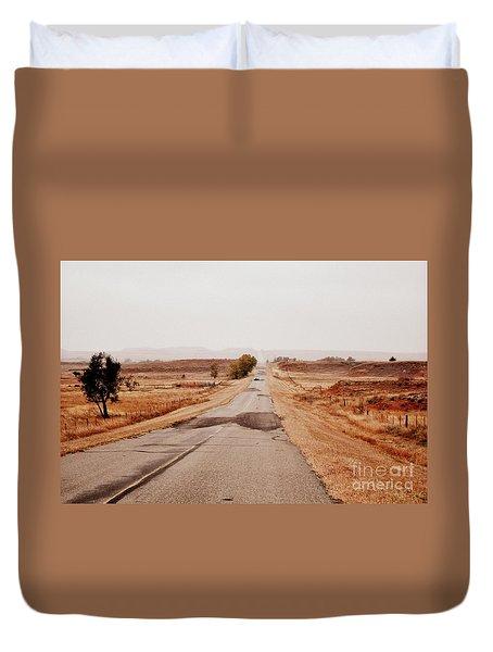 Going Home Duvet Cover