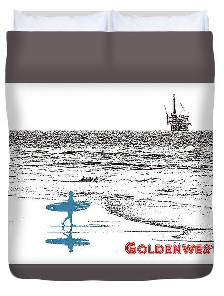 Goldenwest Duvet Cover