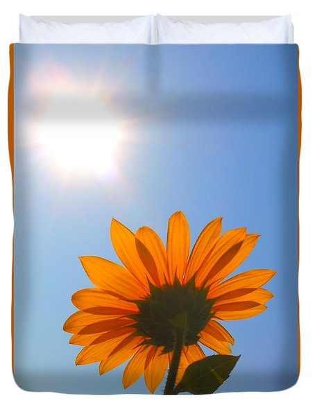 Good Day Sunshine Duvet Cover