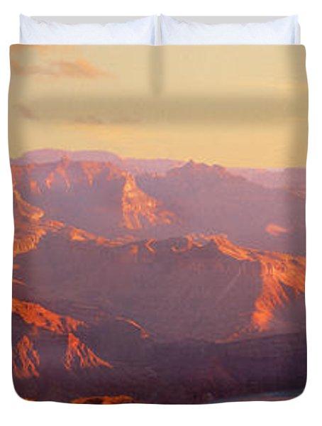 Grand Canyon, Arizona, Usa Duvet Cover