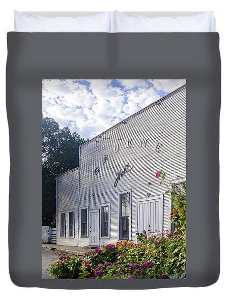 Gruene Hall Duvet Cover