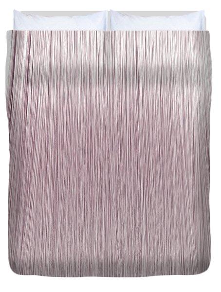 Hair Perfect Straight Duvet Cover