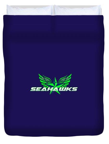 Hawks Wings Duvet Cover