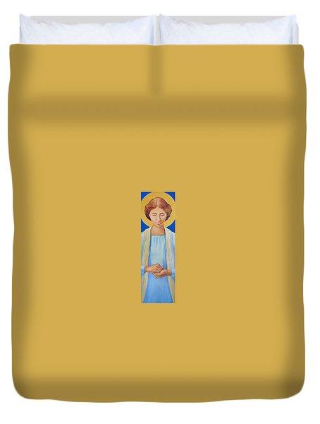 Helen Keller Duvet Cover