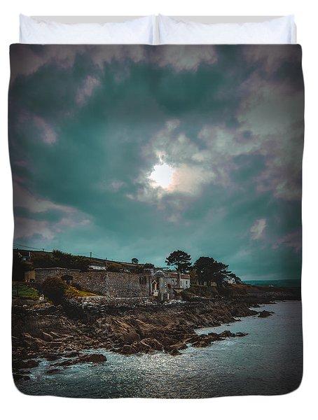 Helvick House 2 Duvet Cover
