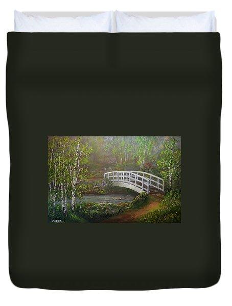 Hideaway Duvet Cover