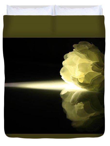 Illumination Duvet Cover by Hyuntae Kim