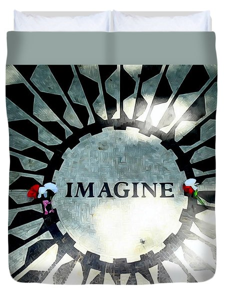 Imagine Duvet Cover