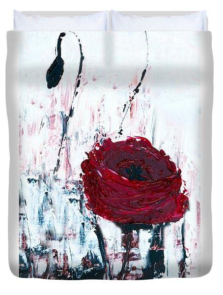 Impressionist Floral B8516 Duvet Cover