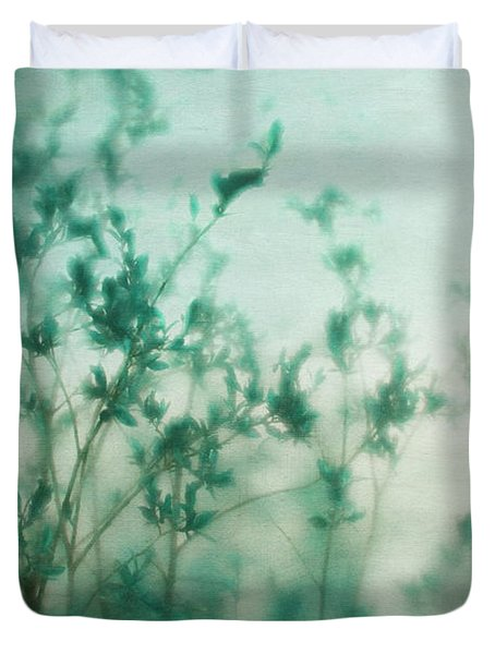 In The Deep Forest 5 Duvet Cover