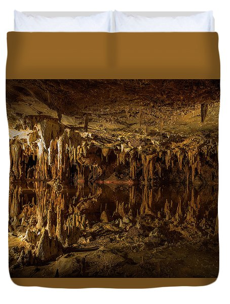 In The Upside-down Duvet Cover