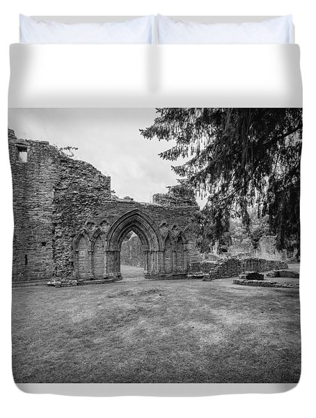 Inchmahome Priory Duvet Cover