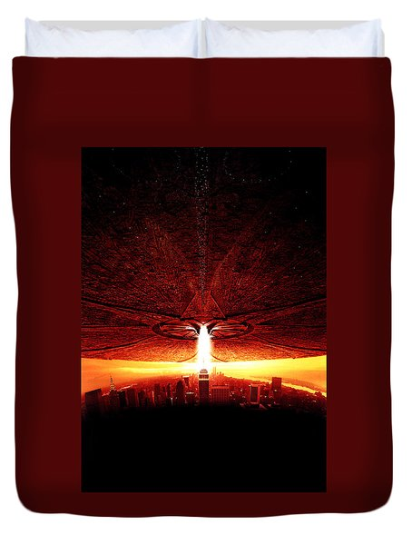 Independence Day 1996  Duvet Cover