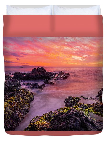 Infinity Duvet Cover by James Roemmling