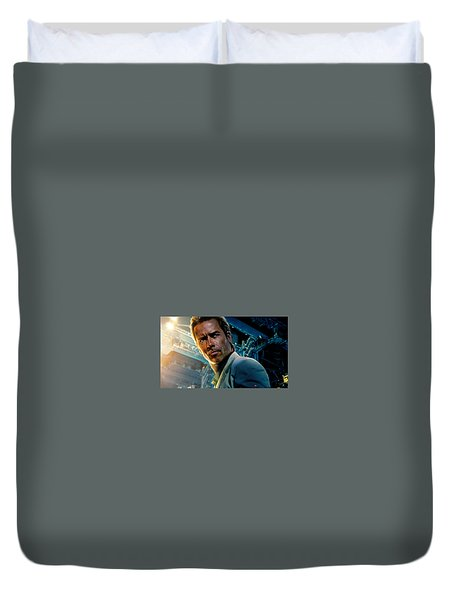 Iron Man 3 Duvet Cover