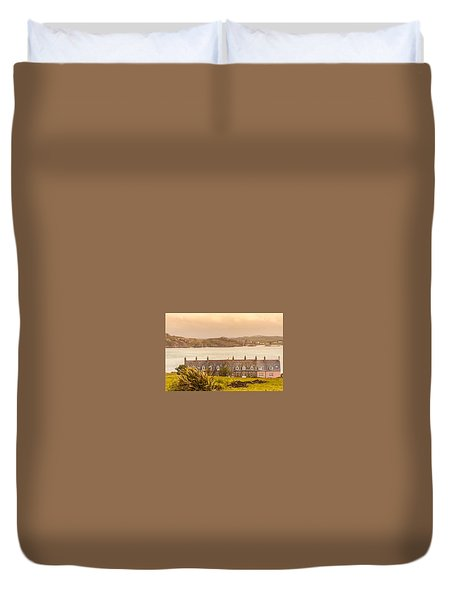 Isle Of Iona Duvet Cover