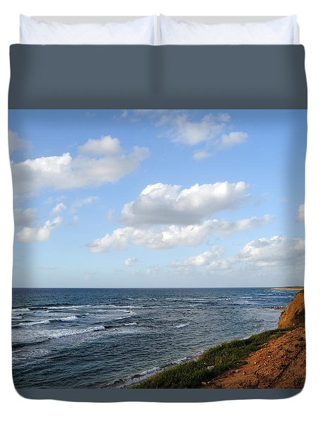 Jaffa Beach 5 Duvet Cover