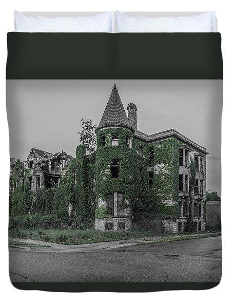James Scott Mansion  Duvet Cover