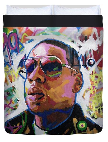 Jay Z Duvet Cover
