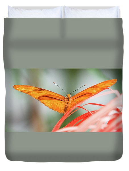Julia Butterfly Duvet Cover