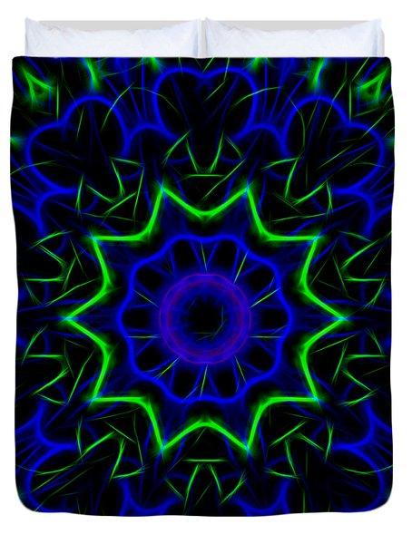 Kaleidoscope 449 Duvet Cover