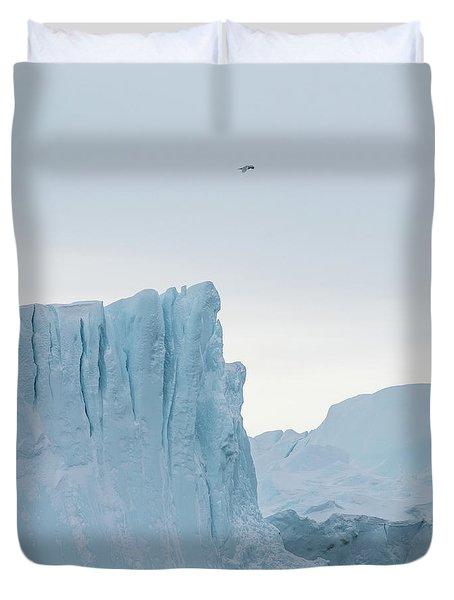 Kangia Iceberg Duvet Cover