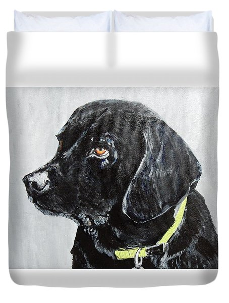 Keira Duvet Cover by Betty-Anne McDonald